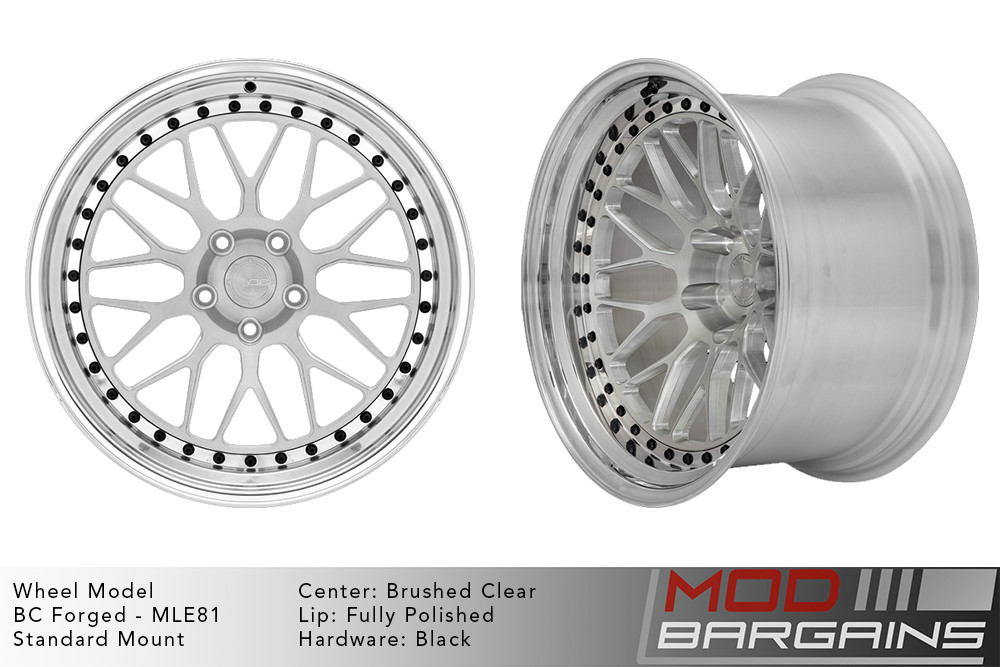BC Forged Modular MLE81 Wheels Modbargains