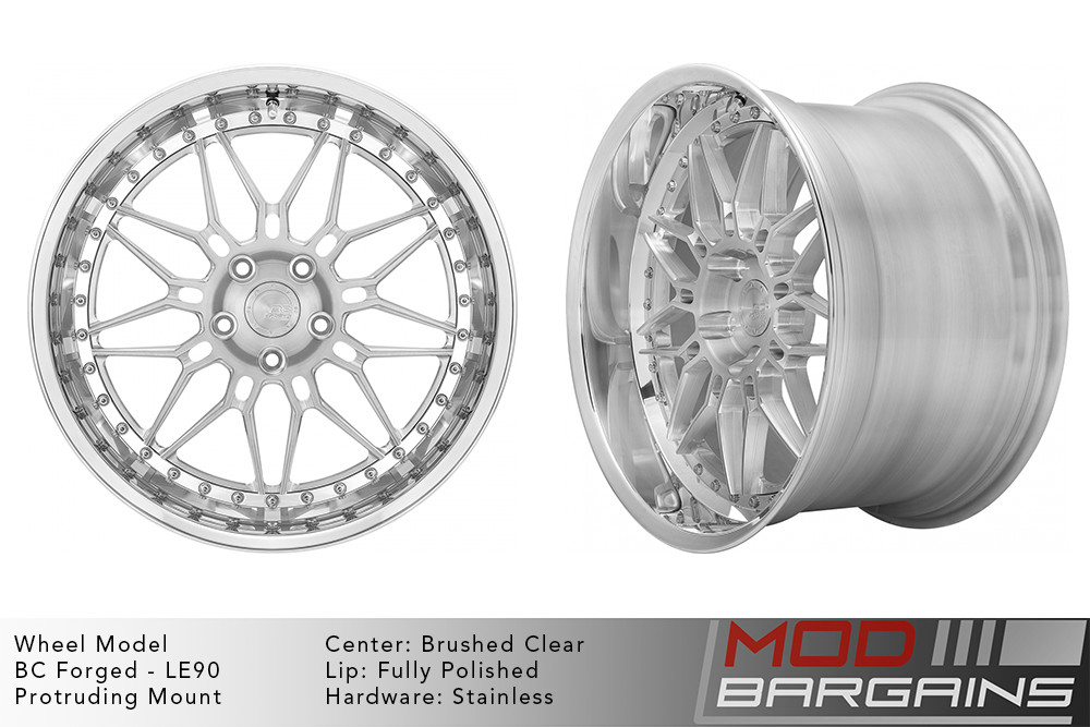 BC Forged Modular LE90 Wheels Modbargains