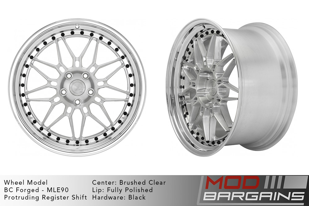 BC Forged Modular MLE90 Wheels Modbargains