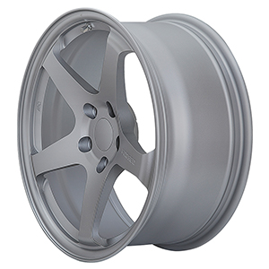 BC Forged RT50 Monoblock Wheel Brushed Clear
