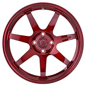 BC Forged RT52 Monoblock Wheel Crystal Burgundy