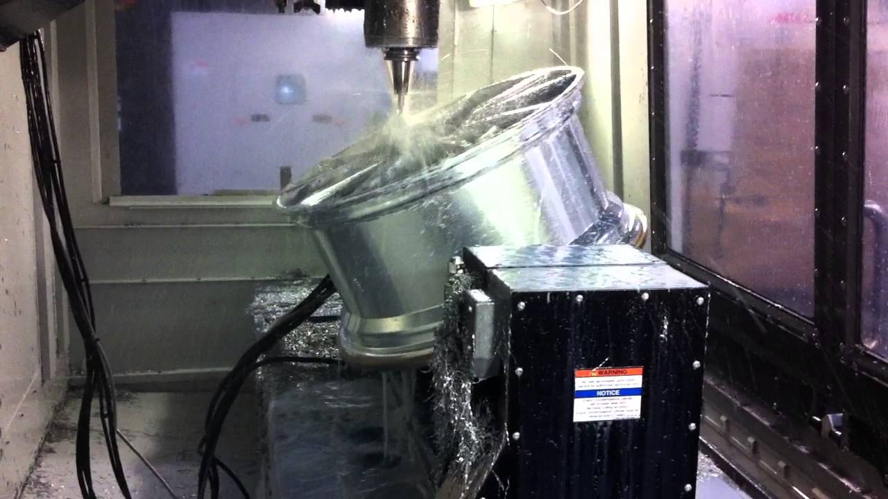 Forgestar Rotary forged Flow Form Process Info