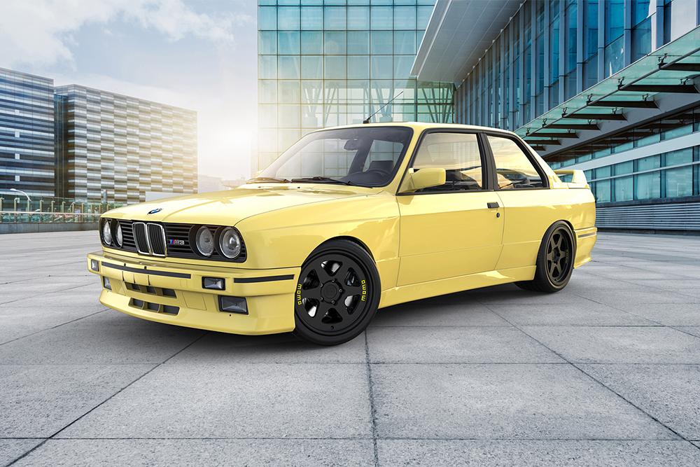 Momo Heritage 6 Wheels BMW E30 M3 Modbargains