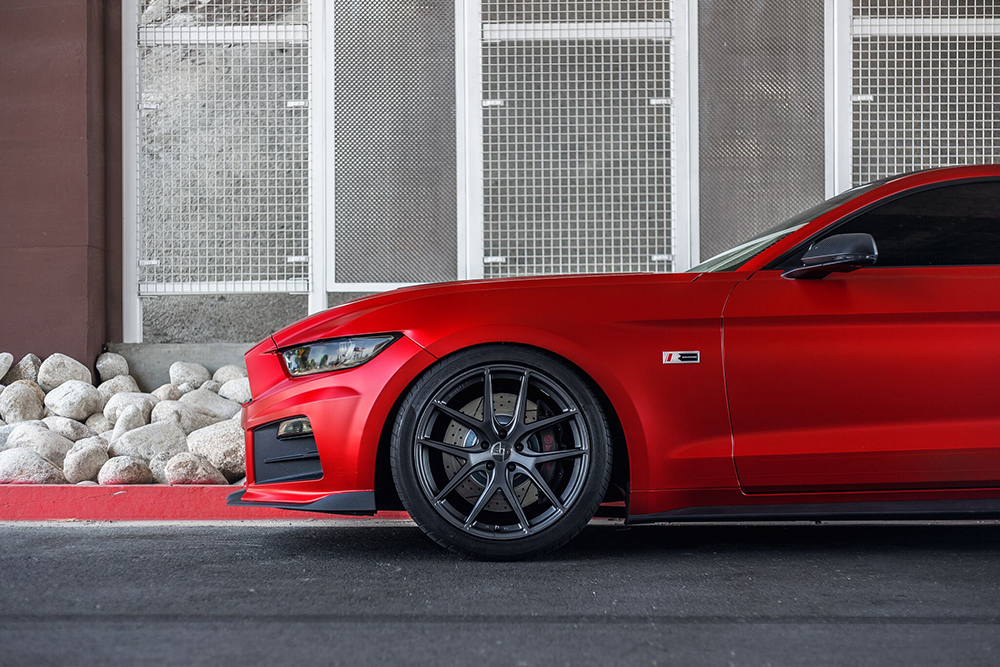 305Forged FT 101 Wheels Ford Mustang S550 (3)