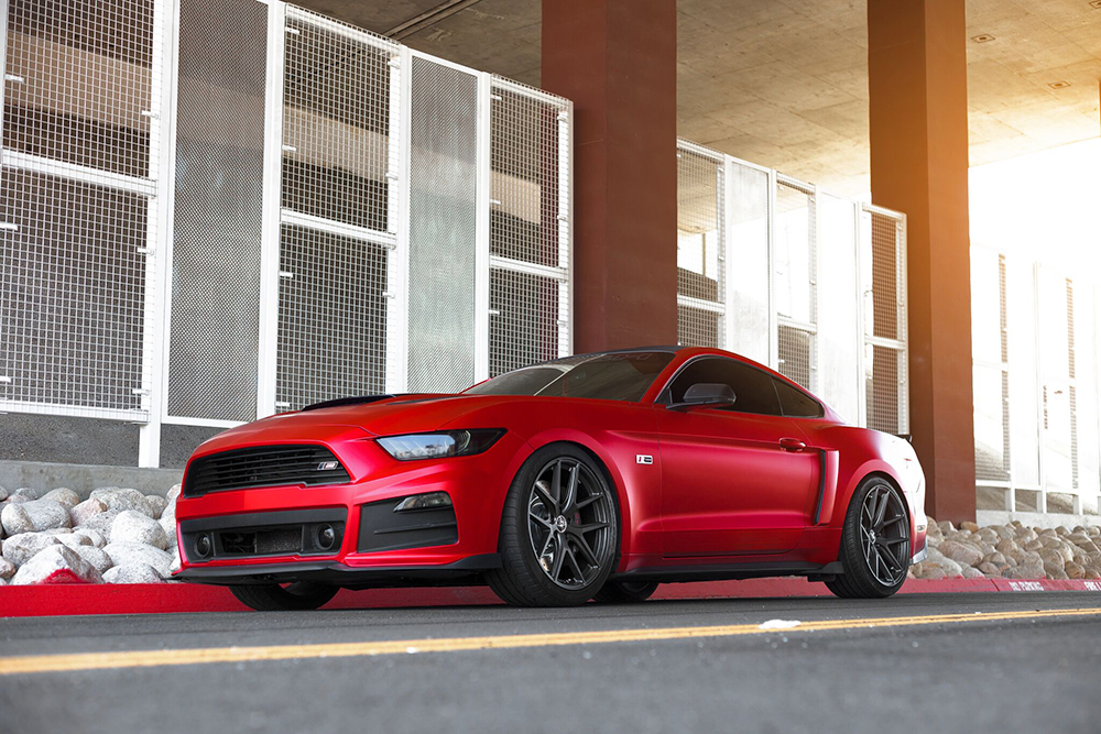 305Forged FT 101 Wheels Ford Mustang S550 (5)