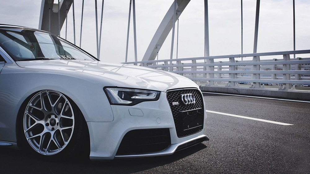 305Forged FT 102 Wheels Audi (2)