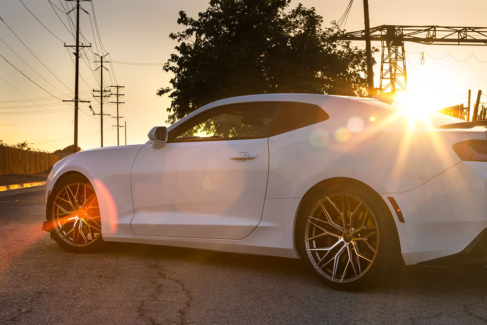 305Forged FT 107 Wheels Chevy Camaro (2)