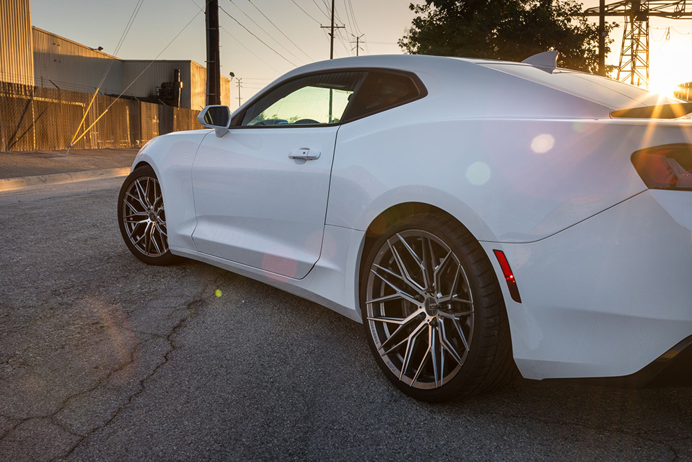305Forged FT 107 Wheels Chevy Camaro (3)
