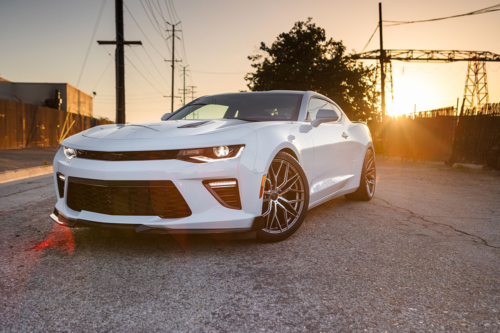 305Forged FT 107 Wheels Chevy Camaro (5)