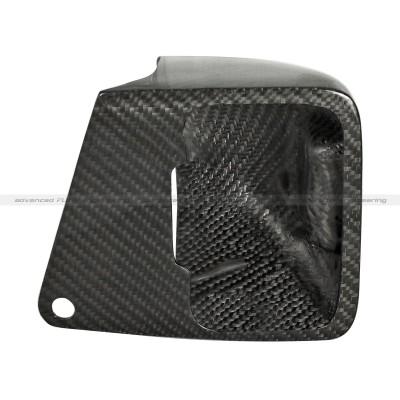 afe intake scoop carbon fiber bmw f30 4