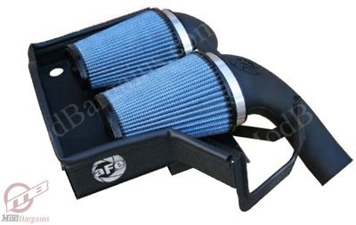 aFe Power Magnum Force Stage-2 Intake for BMW 335i 1M 535i Z4 35i N54 Twin Turbo 3.0L at ModBargains.com in stock 1