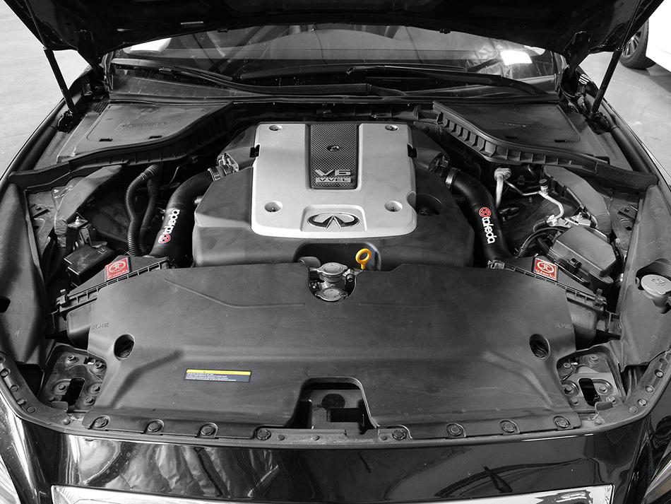 aFe Power Takeda Stage 2 Cold Air Intake Installed
