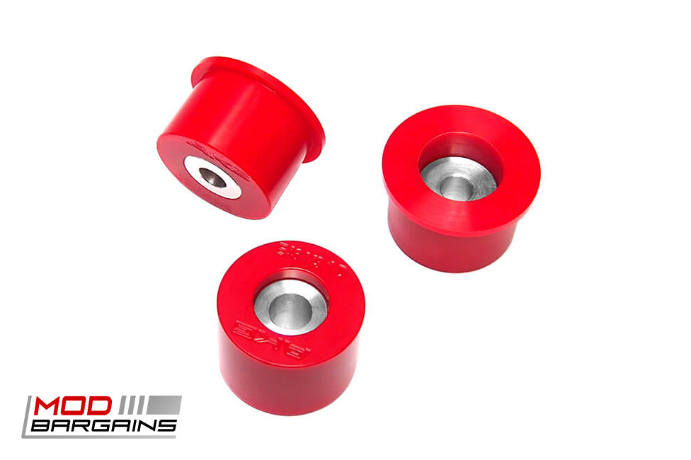 AKG Polyurethane Bushing Kit 1999-2008 BMW E46 323 325 328 330 M3 E85/E86 Z4 2.5 3.0 Z4M 75D Durometer Compound