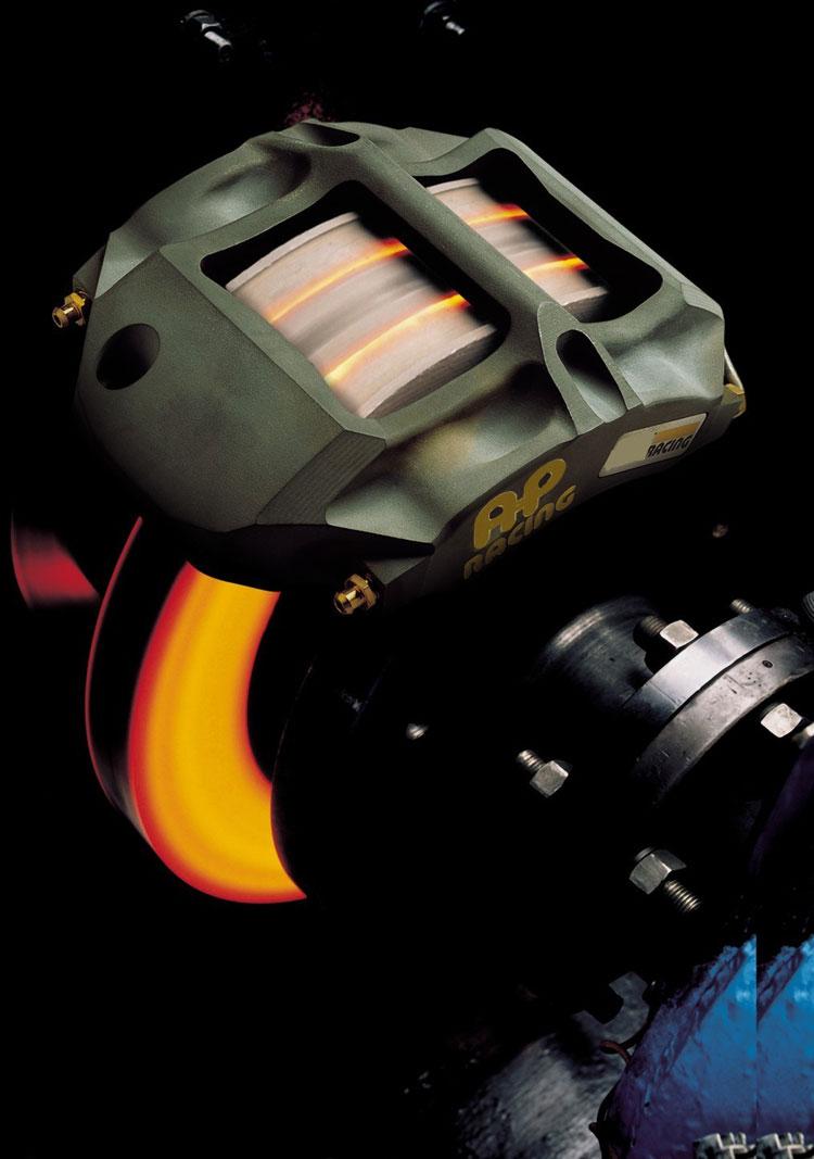 AP Racing Glowing Disk