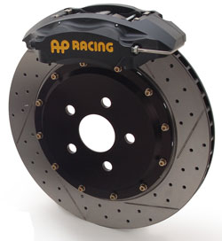 AP Racing Brake Disc Slotted-Only