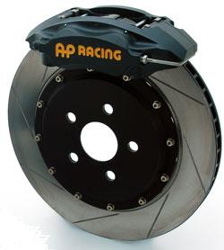 AP Racing Brake Disc Curved Vanes