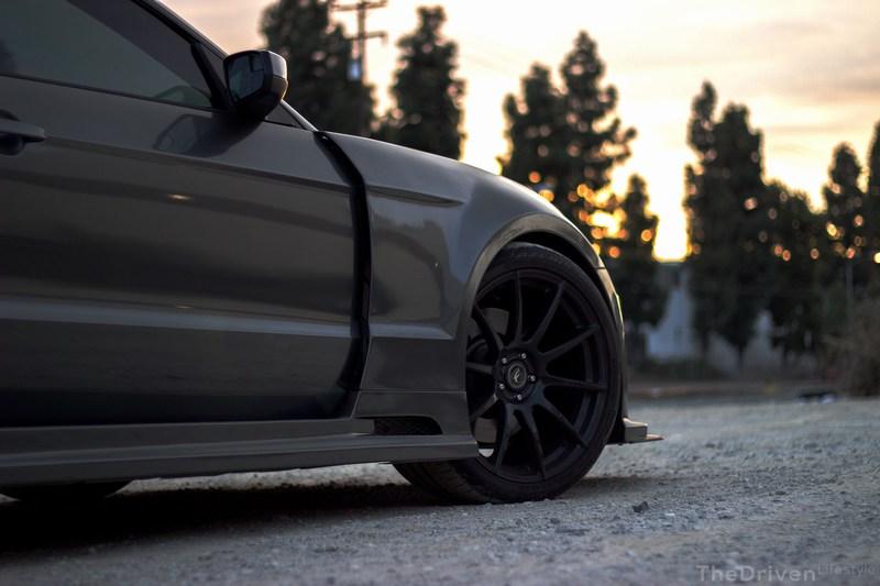 APR Ford Mustang 5.0 GT Grey modbargains