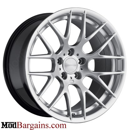 Avant Garde M359 Wheels Hyper Silver Staggered BMW