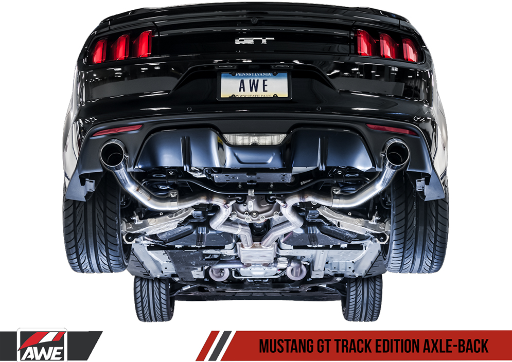 AWE Tuning Axle-Back Exhaust Track Edition (2)