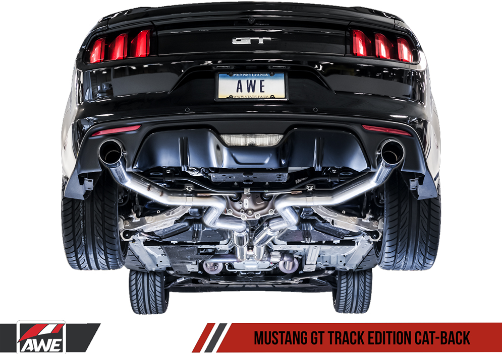 AWE Tuning Cat-Back Exhaust Track Edition (2)