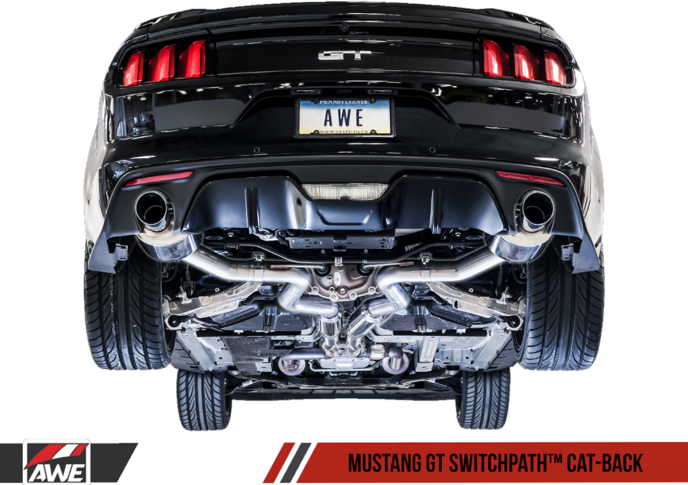 AWE Tuning Cat-Back Exhaust SwitchPath Edition (5)