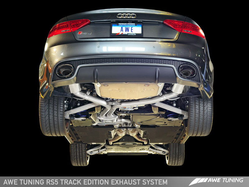 AWE Tuning Audi B8 RS5 Exhaust System