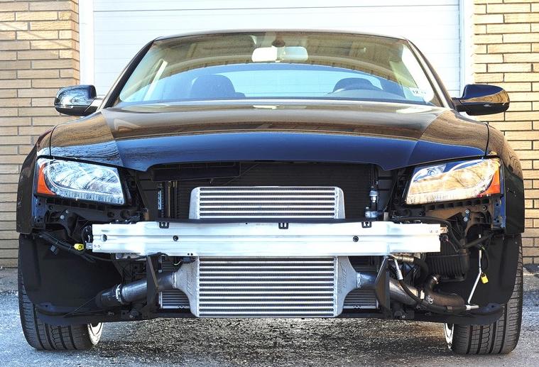 AWE Tuning Front Mount Intercooler Audi B8 A5