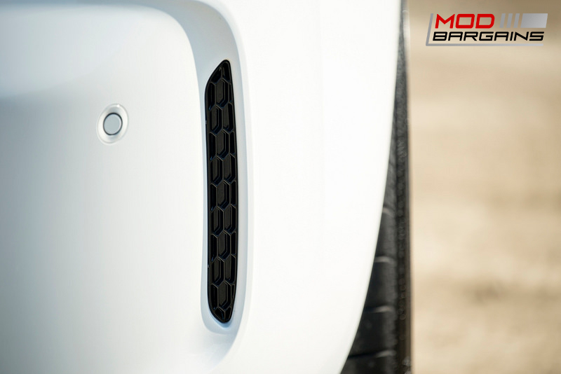BMW F87 M2 Rear Reflector Honeycomb Inserts
