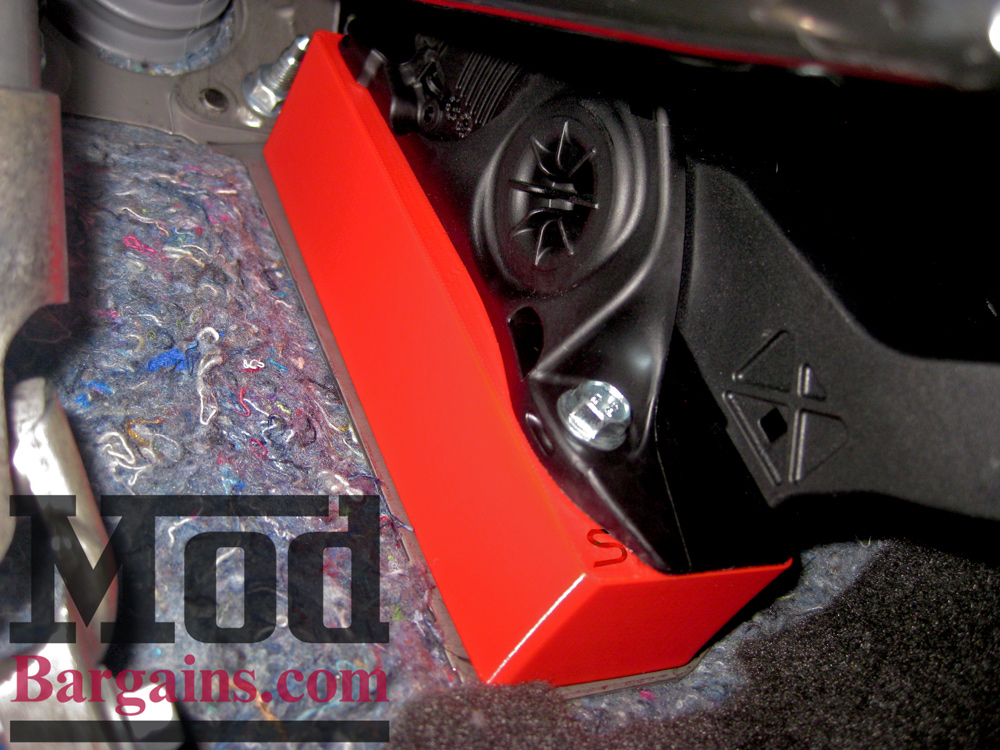 Accelerator Pedal Spacer for Ford Focus ST + Fiesta ST by Active Shift Designs at ModBargains.com 4