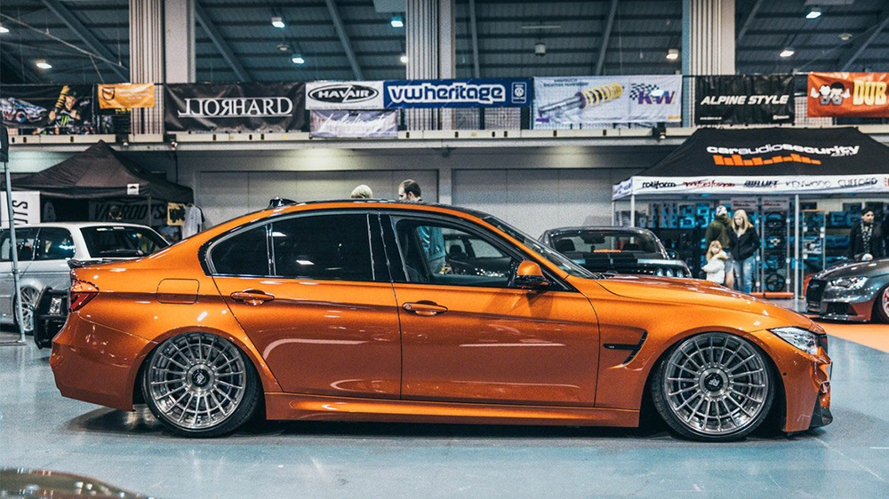 Air Lift Performance BMW M3 F80 (3)