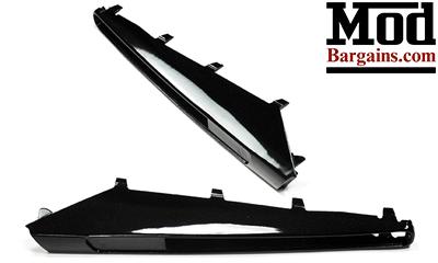 Gloss Black fender Grille for BMW M3