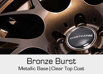 Avant Garde Bespoke Level 1 Bronze Burst