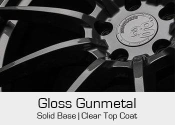 Avant Garde Bespoke Level 1 Gloss Gunmetal