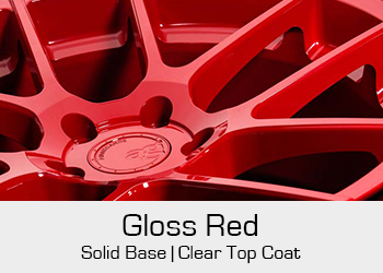 Avant Garde Bespoke Level 1 Gloss Red