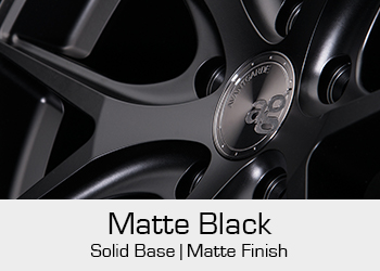 Avant Garde Bespoke Level 1 Matte Black