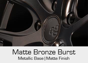 Avant Garde Bespoke Level 1 Matte Bronze Burst