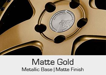 Avant Garde Bespoke Level 1 Matte Gold