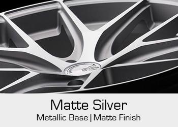 Avant Garde Bespoke Level 1 Matte Silver