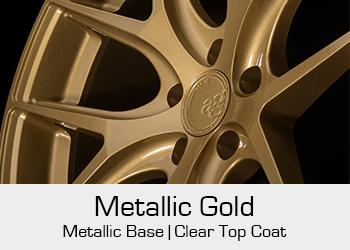 Avant Garde Bespoke Level 1 Metallic Gold