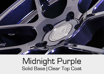 Avant Garde Bespoke Level 1 Midnight Purple