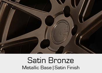 Avant Garde Bespoke Level 1 Satin Bronze
