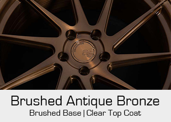 Avant Garde Bespoke Level 3 Brushed Antique Bronze