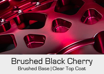 Avant Garde Bespoke Level 3 Brushed Black Cherry