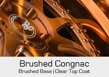 Avant Garde Bespoke Level 3 Brushed Congnac