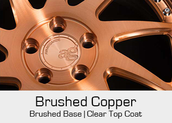 Avant Garde Bespoke Level 3 Brushed Copper