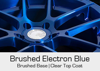 Avant Garde Bespoke Level 3 Brushed Electron Blue