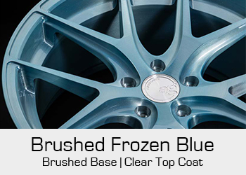 Avant Garde Bespoke Level 3 Brushed Frozen Blue