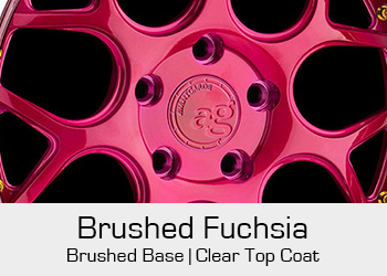 Avant Garde Bespoke Level 3 Brushed Fuschsia