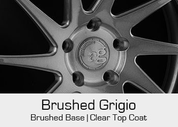 Avant Garde Bespoke Level 3 Brushed Grigio