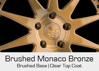 Avant Garde Bespoke Level 3 Brushed Monaco Bronze